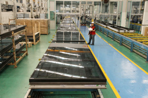 Curtain Wall Panel